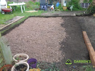 Before landscaping services work near kettering
