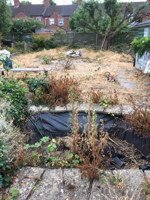 Landscaping in Kettering Northants